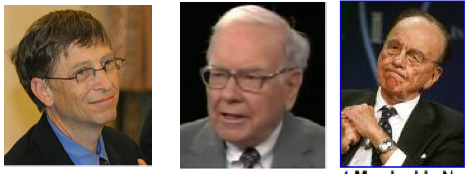 buffett gates and murdoch